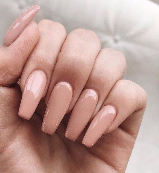 70+ Newest Coffin Acrylic Nail Art Designs 2019