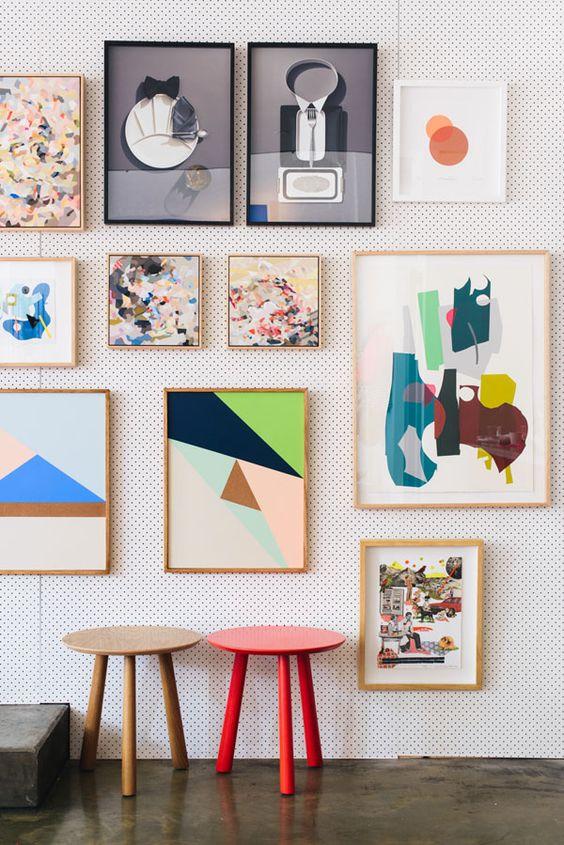 50+ Unique Wall Art Decor Inspiration