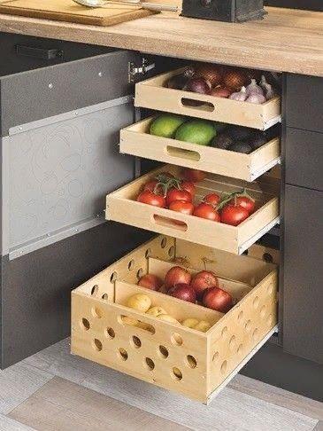 70 Smart Storage Ways to Organize Your Small Kitchen
