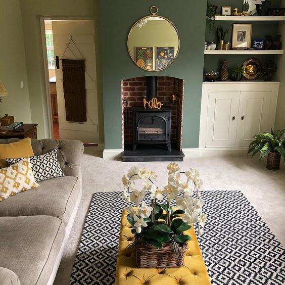 35 favorite living room carpet decoration concepts